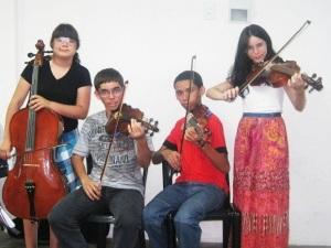 August 2014 String Quartette