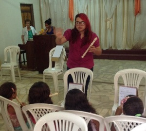 August 2015 Thaila, song flutes